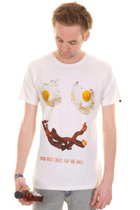 Globe Eggs and Bakey T-Shirt (white)