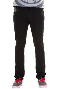 Volcom Riser Jeans (dollin black)