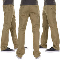 Volcom Frozen Modern Chino Hose (brown khaki)