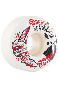 Bones STF Dead Heads II 52mm Rollen 4er Pack  (white)