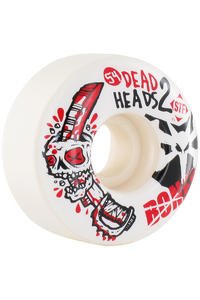 Bones STF Dead Heads II 54mm Wheel 4er Pack  (white)