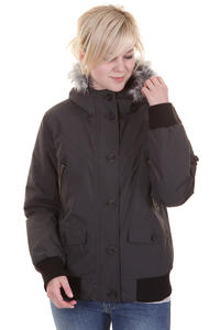 Nikita Anvil Jacke girls (jet black)