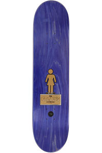 "Girl Biebel Crailys 7.875"" Deck (blue)"