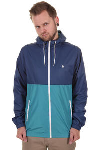 Volcom Swisher Jacke (navy paint)