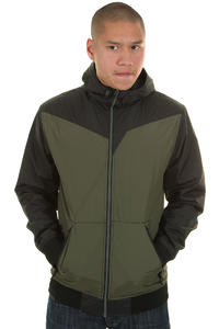 Volcom Temper Windbreaker (black)