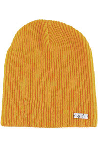 Neff Daily Beanie (mustard)