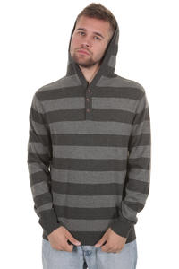 Vans Upshur Hoodie (black heather gravel heather)