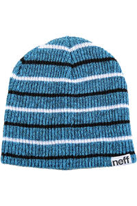 Neff Daily Multistripe Beanie (blue heather)