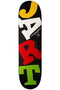 Jart Skateboards Logo Basic SP12 Mini 7.2&quot; Deck (multi)