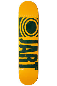 Jart Skateboards Logo Basic SP12 7.3&quot; Deck (yellow)