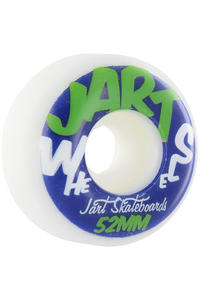 Jart Skateboards Urban 52mm Rollen 4er Pack  (blue)