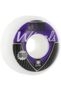Jart Skateboards Sport 55mm Rollen 4er Pack  (purple)