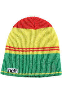 Neff Trip Beanie (rasta)