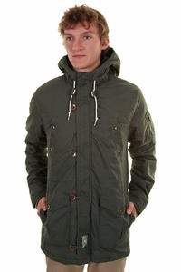 Vans Merlo Jacket (new charcoal)