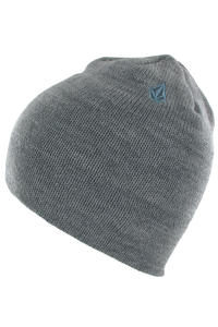 Volcom Woolcott Standard Beanie (heather grey)