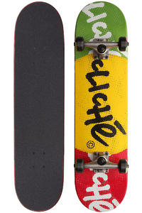 Clich Rasta 7.875&quot; Komplettboard (rasta)