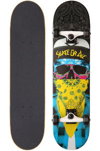 Speed Demons Mob Suicyco 7.875&quot; Complete-Board (blue yellow)