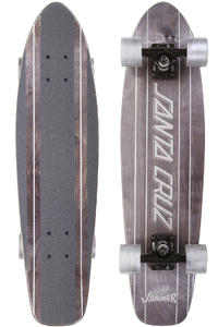 Santa Cruz Jammer Strip 7.4&quot; x 29.1&quot; Cruiser (black)