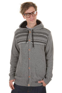 Volcom Impala Hoodie (heather grey)