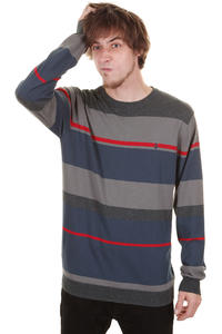 Volcom Lockter II Sweatshirt (teal smoke)