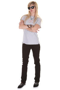 Volcom Oily Skinny Jeans girls (black)