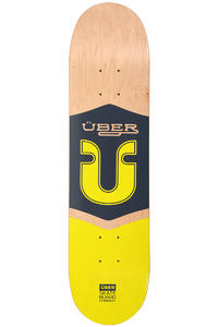ber Skateboards Icon 7.25&quot; Deck (multi)
