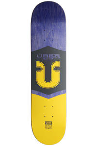 "Über Skateboards Icon 7.75"" Deck (multi)"