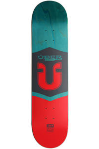 ber Skateboards Icon 7.875&quot; Deck (multi)