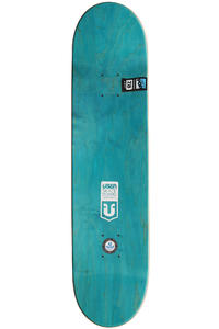 "Über Skateboards Icon 7.875"" Deck (multi)"