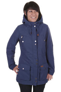 Volcom Every Day Parka Jacke girls (blue ribbon)