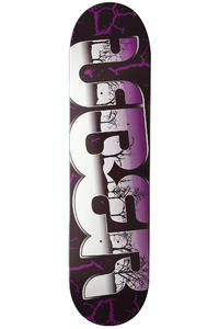 "Über Skateboards Chromes 7.625"" Deck (purple)"