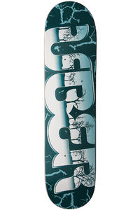 ber Skateboards Chromes 7.75&quot; Deck (blue)
