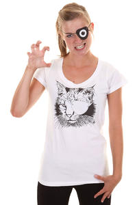 Volcom Beautiful Chaos T-Shirt girls (white)