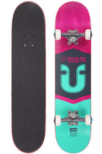 ber Skateboards Icon 7.5&quot; Complete-Board (multi)