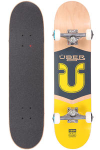 ber Skateboards Icon 7.2&quot; Complete-Board (multi)