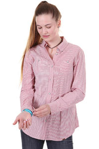 Vans Marian Shirt girls (jester red)