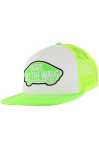 Vans Beach Trucker Cap girls (neon green)