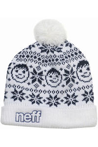 Neff Jens Beanie (white)