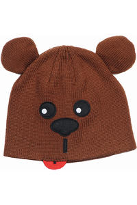 Neff Grizzly Mütze (brown)