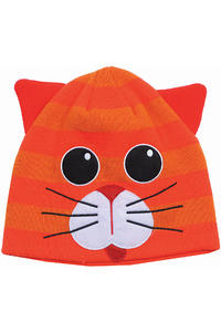 Neff Kat Beanie (orange)