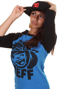 Neff Tigga Longsleeve girls (royal)