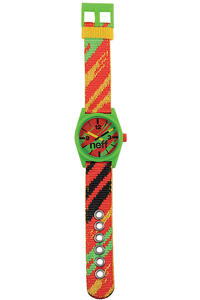 Neff Daily Woven Watch (rasta)