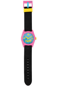 Neff Daily Watch (cyan black pink)
