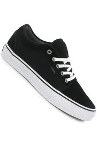 Vans Chukka Low Suede Shoe (black pewter white)
