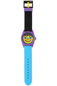 Neff Daily Sucker Watch (yellow purple cyan)