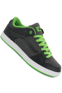 Vans Baxter Schuh (black pewter green flash)
