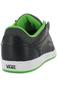 Vans Baxter Shoe (black pewter green flash)