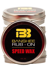 Banshee Bungee Rub-On Speed Snow-Wax