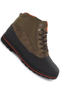 Vans Module Schuh (olive black orange)