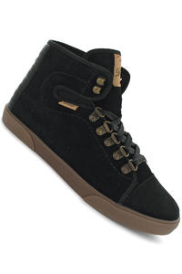 Vans Hadley Hiker Suede Schuh girls (black tan)
